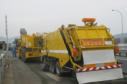 工事 高速 道路